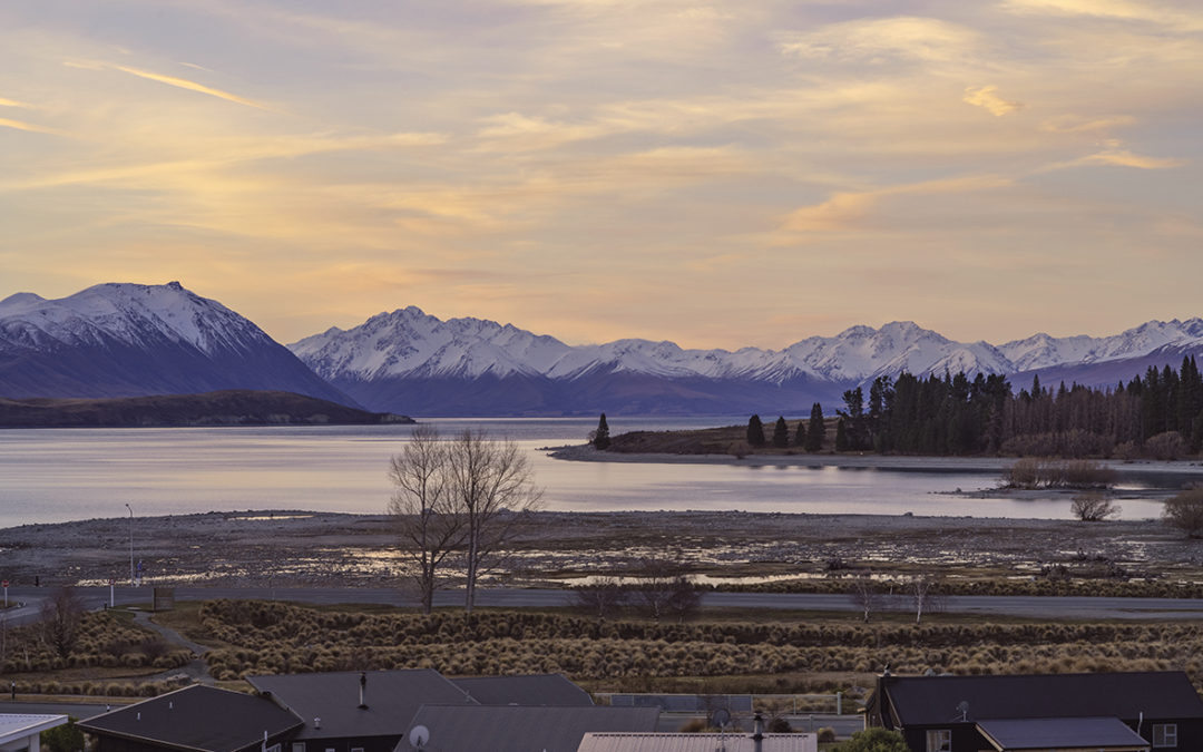 Lake Tekapo and The Mackenzie – a Photographer's Delight